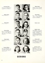 Page 16, 1943 Edition, Upper Sandusky High School - Indian Village Yearbook (Upper Sandusky, OH) online yearbook collection