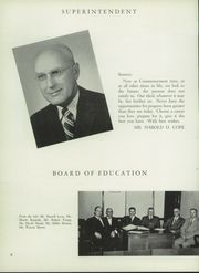 Page 10, 1957 Edition, Upper Sandusky High School - Indian Village Yearbook (Upper Sandusky, OH) online yearbook collection