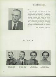 Page 12, 1957 Edition, Upper Sandusky High School - Indian Village Yearbook (Upper Sandusky, OH) online yearbook collection