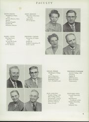 Page 13, 1957 Edition, Upper Sandusky High School - Indian Village Yearbook (Upper Sandusky, OH) online yearbook collection