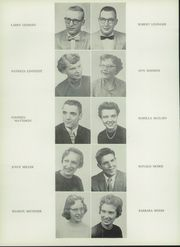 Page 22, 1957 Edition, Upper Sandusky High School - Indian Village Yearbook (Upper Sandusky, OH) online yearbook collection