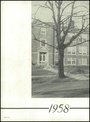 Page 6, 1958 Edition, Upper Sandusky High School - Indian Village Yearbook (Upper Sandusky, OH) online yearbook collection