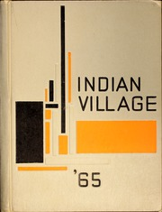 1965 Edition, Upper Sandusky High School - Indian Village Yearbook (Upper Sandusky, OH)