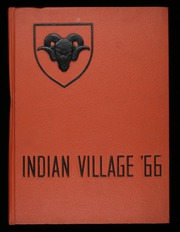 1966 Edition, Upper Sandusky High School - Indian Village Yearbook (Upper Sandusky, OH)