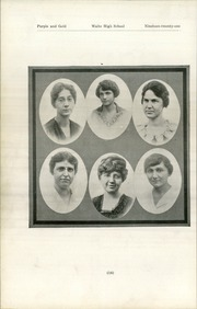 Page 18, 1921 Edition, Waite High School - Warrior Yearbook (Toledo, OH) online yearbook collection
