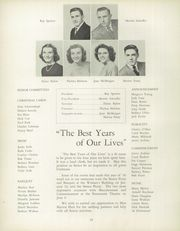 Page 14, 1949 Edition, Waite High School - Warrior Yearbook (Toledo, OH) online yearbook collection