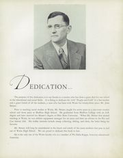 Page 7, 1949 Edition, Waite High School - Warrior Yearbook (Toledo, OH) online yearbook collection