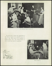 Page 11, 1950 Edition, Waite High School - Warrior Yearbook (Toledo, OH) online yearbook collection