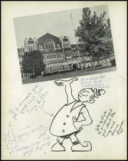 Page 6, 1950 Edition, Waite High School - Warrior Yearbook (Toledo, OH) online yearbook collection