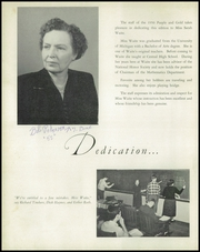Page 8, 1950 Edition, Waite High School - Warrior Yearbook (Toledo, OH) online yearbook collection