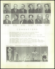 Page 15, 1953 Edition, Waite High School - Warrior Yearbook (Toledo, OH) online yearbook collection