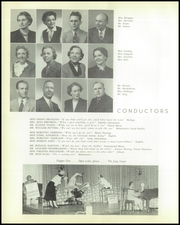 Page 16, 1953 Edition, Waite High School - Warrior Yearbook (Toledo, OH) online yearbook collection