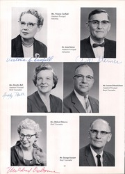Page 14, 1962 Edition, Waite High School - Warrior Yearbook (Toledo, OH) online yearbook collection