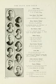 Page 16, 1921 Edition, Findlay High School - Trojan Yearbook (Findlay, OH) online yearbook collection