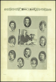 Page 10, 1925 Edition, Findlay High School - Trojan Yearbook (Findlay, OH) online yearbook collection