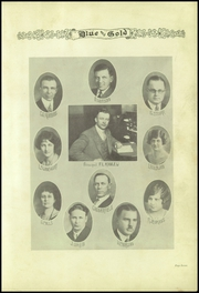 Page 11, 1925 Edition, Findlay High School - Trojan Yearbook (Findlay, OH) online yearbook collection