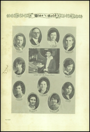 Page 12, 1925 Edition, Findlay High School - Trojan Yearbook (Findlay, OH) online yearbook collection