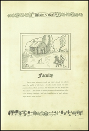 Page 9, 1925 Edition, Findlay High School - Trojan Yearbook (Findlay, OH) online yearbook collection