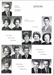Page 10, 1963 Edition, Findlay High School - Trojan Yearbook (Findlay, OH) online yearbook collection