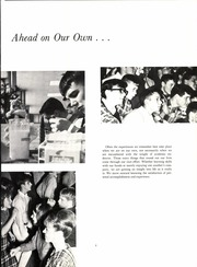 Page 9, 1966 Edition, Findlay High School - Trojan Yearbook (Findlay, OH) online yearbook collection