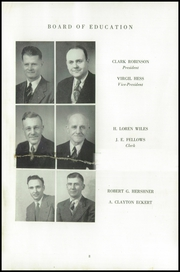 Page 14, 1950 Edition, Lexington High School - Lexian Yearbook (Lexington, OH) online yearbook collection