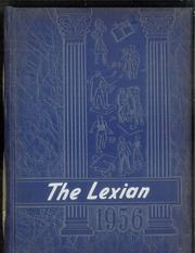1956 Edition, Lexington High School - Lexian Yearbook (Lexington, OH)