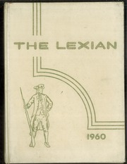 1960 Edition, Lexington High School - Lexian Yearbook (Lexington, OH)