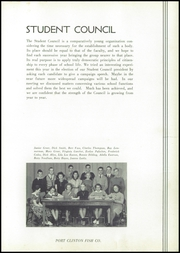 Page 17, 1939 Edition, Port Clinton High School - Revista Yearbook (Port Clinton, OH) online yearbook collection