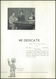 Page 6, 1939 Edition, Port Clinton High School - Revista Yearbook (Port Clinton, OH) online yearbook collection