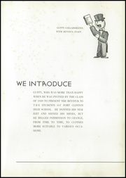 Page 7, 1939 Edition, Port Clinton High School - Revista Yearbook (Port Clinton, OH) online yearbook collection