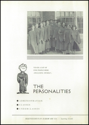 Page 9, 1939 Edition, Port Clinton High School - Revista Yearbook (Port Clinton, OH) online yearbook collection