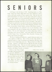 Page 13, 1941 Edition, Port Clinton High School - Revista Yearbook (Port Clinton, OH) online yearbook collection