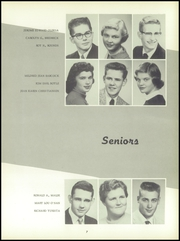 Page 11, 1958 Edition, Port Clinton High School - Revista Yearbook (Port Clinton, OH) online yearbook collection