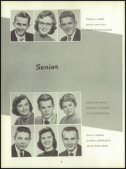 Page 12, 1958 Edition, Port Clinton High School - Revista Yearbook (Port Clinton, OH) online yearbook collection