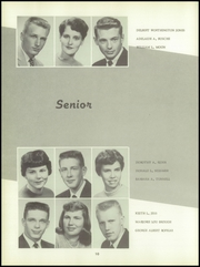 Page 14, 1958 Edition, Port Clinton High School - Revista Yearbook (Port Clinton, OH) online yearbook collection