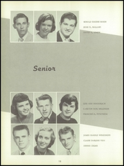 Page 16, 1958 Edition, Port Clinton High School - Revista Yearbook (Port Clinton, OH) online yearbook collection