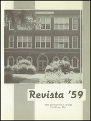 Page 5, 1959 Edition, Port Clinton High School - Revista Yearbook (Port Clinton, OH) online yearbook collection