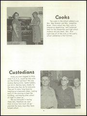 Page 8, 1959 Edition, Port Clinton High School - Revista Yearbook (Port Clinton, OH) online yearbook collection