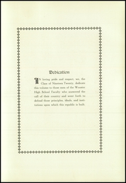 Page 11, 1920 Edition, Wooster High School - General Yearbook (Wooster, OH) online yearbook collection