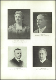 Page 12, 1922 Edition, Wooster High School - General Yearbook (Wooster, OH) online yearbook collection