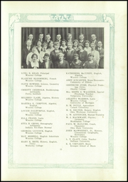 Page 15, 1922 Edition, Wooster High School - General Yearbook (Wooster, OH) online yearbook collection