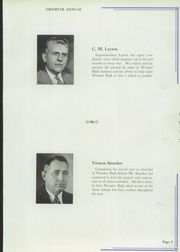 Page 11, 1937 Edition, Wooster High School - General Yearbook (Wooster, OH) online yearbook collection