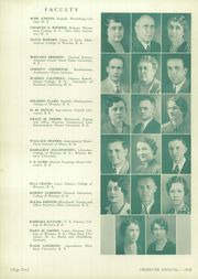 Page 14, 1938 Edition, Wooster High School - General Yearbook (Wooster, OH) online yearbook collection