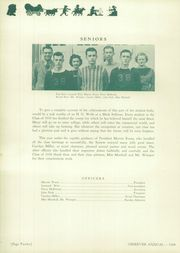 Page 16, 1938 Edition, Wooster High School - General Yearbook (Wooster, OH) online yearbook collection
