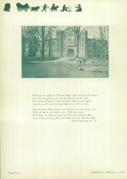 Page 8, 1938 Edition, Wooster High School - General Yearbook (Wooster, OH) online yearbook collection