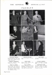 Page 16, 1947 Edition, Wooster High School - General Yearbook (Wooster, OH) online yearbook collection