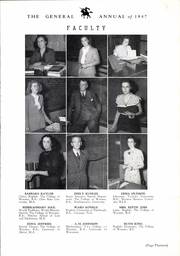 Page 17, 1947 Edition, Wooster High School - General Yearbook (Wooster, OH) online yearbook collection