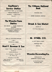 Page 5, 1949 Edition, Wooster High School - General Yearbook (Wooster, OH) online yearbook collection