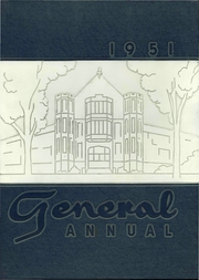 Page 1, 1951 Edition, Wooster High School - General Yearbook (Wooster, OH) online yearbook collection