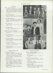 Page 15, 1951 Edition, Wooster High School - General Yearbook (Wooster, OH) online yearbook collection